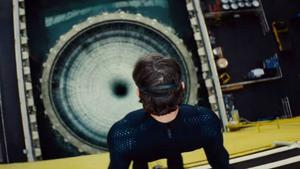 Tom Cruise Held His Breath Underwater for Six Minutes While Filming 'Mission: Impossible -- Rogue Nation'