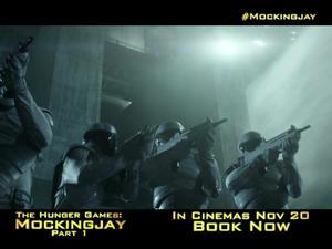 The Hunger Games: Mockingjay Part 1: Caesar (Uk Trailer)