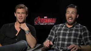 Exclusive: Avengers: Age of Ultron (Bad Behavior) - The Fandango Interview