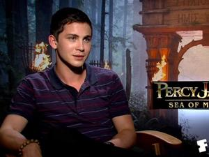 Exclusive: Percy Jackson: Sea of Monsters - The Fandango Interview
