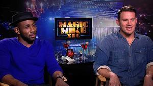 Exclusive: Magic Mike XXL - The Fandango Interview