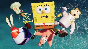 The SpongeBob Movie: Sponge Out of Water Pop-Up Trailer