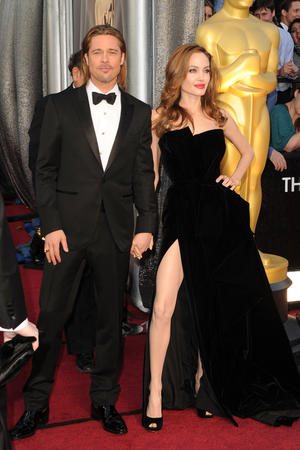 2012 Academy Awards - Red Carpet