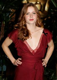 Amy Adams at the Oscar Nominees Luncheon.