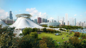 News Briefs: 'Star Wars'-Style Concept Art for George Lucas' Museum; Disney's Real-Life Princess Movie