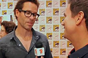 Comic-Con: Exclusive Video Interviews with 'Don't Be Afraid of the Dark's' Guillermo del Toro, Guy Pearce and Troy Nixey & 'In Time's' Andrew Niccol