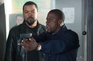 Kevin Hart and Ice Cube Create Sparks in 'Ride Along' Trailer
