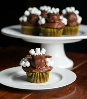 Tasty Treat: Shaun the Sheep Cupcakes
