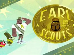 Exclusive: Cloudy With a Chance of Meatballs 2 - Earl Scouts Short