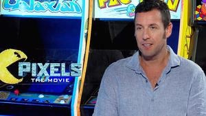 Exclusive: Pixels - The Fandango Interview