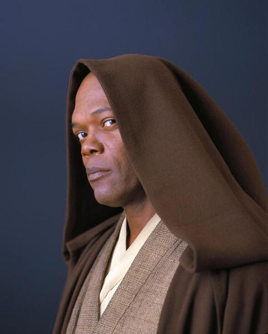 Samuel Lee Jackson Samuel l Jackson as Mace