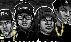 FAB FIVE FREDDIE GOES BEHIND THE SCENES OF STRAIGHT OUTTA COMPTON