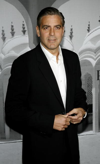 George Clooney at