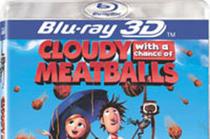 New on DVD: 'Cloudy With a Chance of Meatballs in 3D' 'Green Zone,' 'She's Out of My League,' More