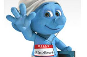 Smurfs 2 Q&A: Social Smurf Smurfs You About the New Movie