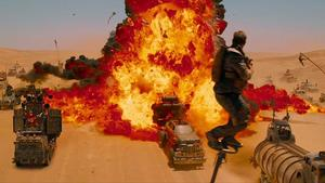 EXCLUSIVE CLIP: 'Mad Max: Fury Road' Blu-ray Featurette