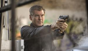 Pierce Brosnan in The November Man