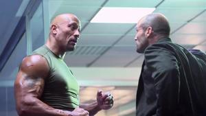 Exclusive: Furious 7 - Hobbs vs. Shaw Fight Featurette