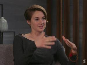 Weekend Ticket - Divergent Interview with Shailene Woodley