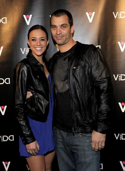 Jana Kramer and Johnat...