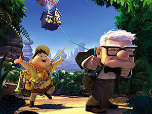 DVD of the Week: 'Up'! Plus: Gift Sets of 'Mamma Mia' & 'Cars'