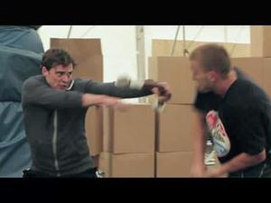 Exclusive: Snow White and the Huntsman - DVD clip - Fight Training