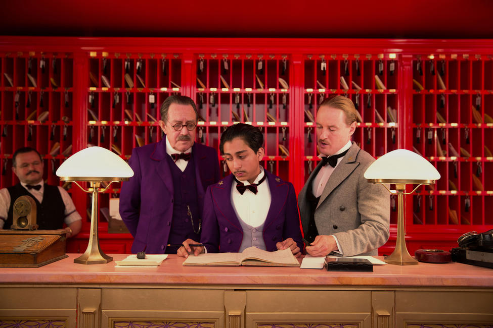 The Grand Budapest Hotel (2014) Movie Photos and Stills - Fandango