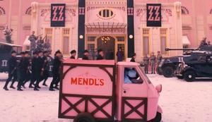 'The Grand Budapest Hotel' - Our First Look at the New Wes Anderson Film!