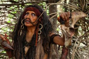The Crazy Gift Peruvian Villagers Offered 'The Green Inferno' Production Designer