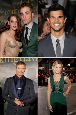 Twilight: Breaking Dawn - Part 2 World Premiere