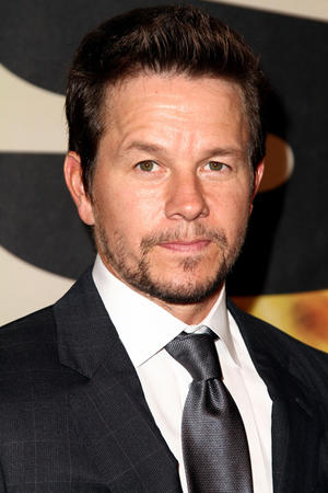 """Mark Wahlberg at the New York premiere of """"2 Guns."""""""