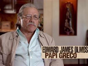 2 Guns: Edward James Olmos On His Character