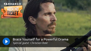 Weekend Ticket with Christian Bale