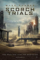 Maze Runner: The Scorch Trials showtimes and tickets