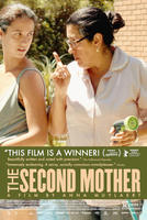 The Second Mother showtimes and tickets