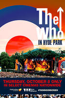 The Who in Hyde Park showtimes and tickets