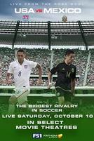 FOX Sports 1 Presents: USA v Mexico showtimes and tickets