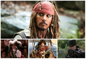 The Top 10 Best Fictional Pirates on Film