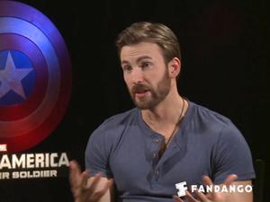 Exclusive: Captain America: The Winter Soldier - The Fandango Interview
