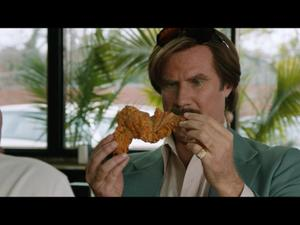 Exclusive: Anchorman 2 - Chicken of the Cave