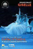 Bolshoi Ballet: Giselle showtimes and tickets