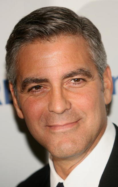George Clooney at the Singers and Songs Celebrate Tony Bennett's 80th birthday event in Hollywood.