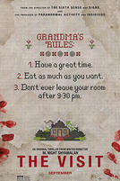 The Visit (2015) showtimes and tickets