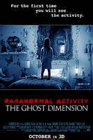 Paranormal Activity: The Ghost Dimension 3D showtimes and tickets