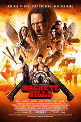 Machete Kills showtimes and tickets