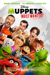 Muppets Most Wanted showtimes and tickets