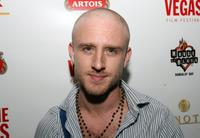Ben Foster at the evening party at the House of Blues Foundation.