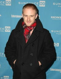 Ben Foster at the premiere of