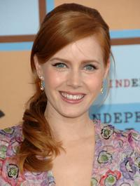 Amy Adams at the Film Independent's 2006 Independent Spirit Awards.