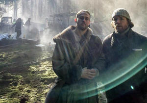 News Briefs: First 'Knights of the Round Table' Set Photo From Director Guy Ritchie